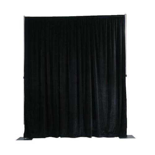 Velvet Drape for Staging